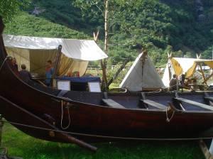 Longboat Gudvangen