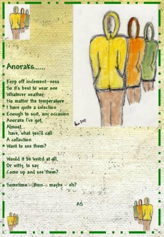 anoraks