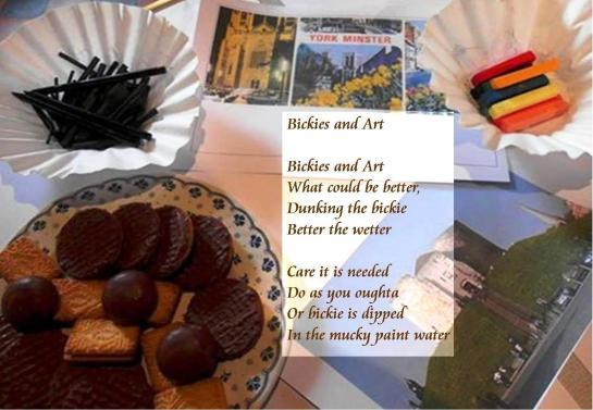 bickie pic poem