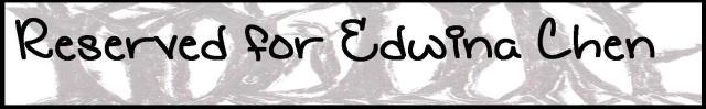 edwina reservation