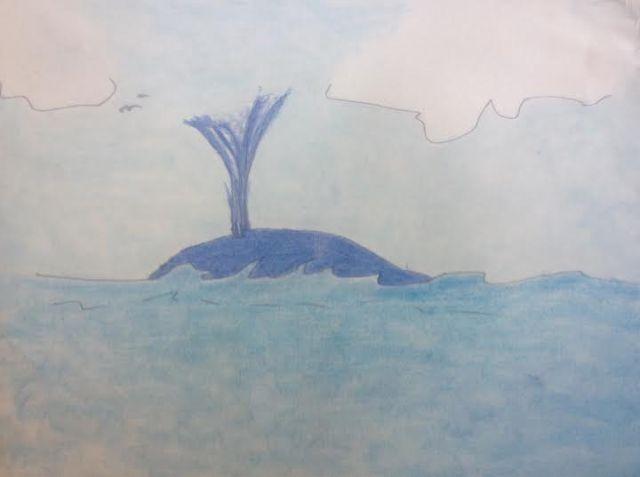 whale spouts
