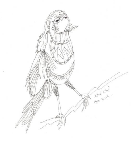 ana m bird