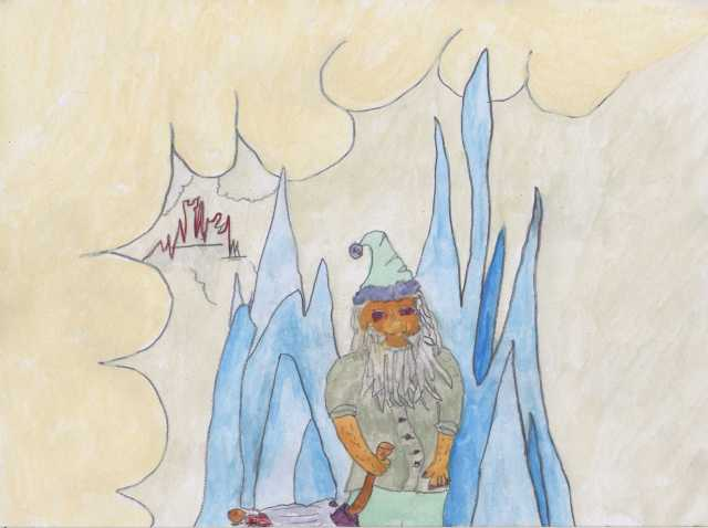 dwarf in ice 02