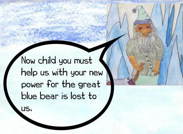 help with bear