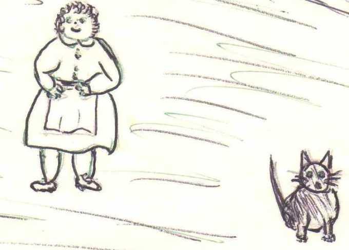 mrs n cat