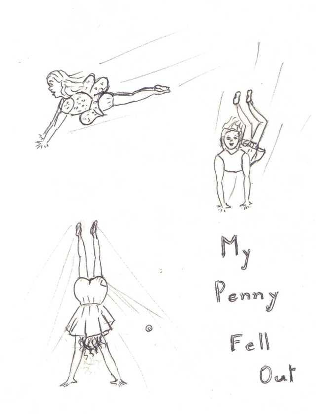 penny fell