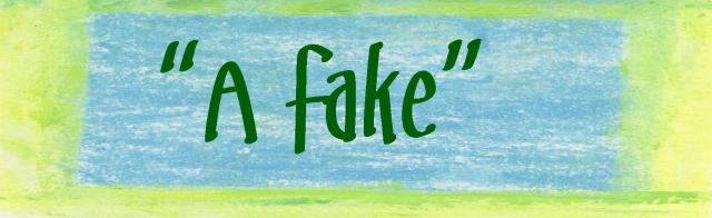 yes fake