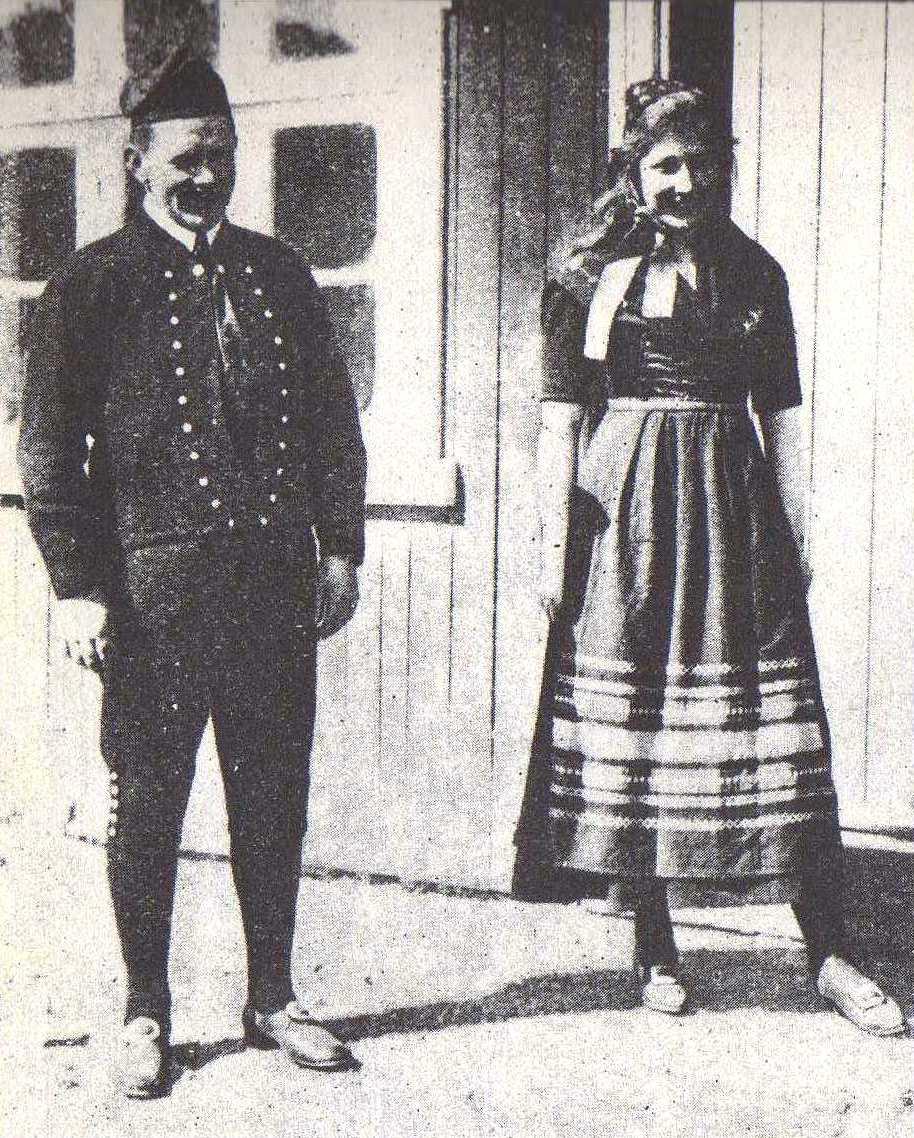 fearoe couple