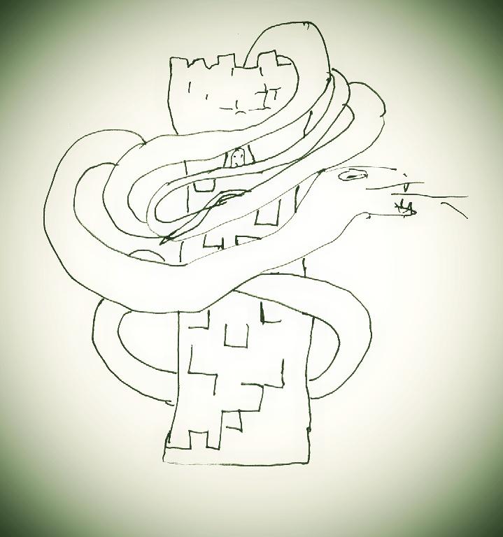 snake-tower