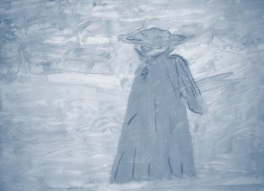 robe silver wind