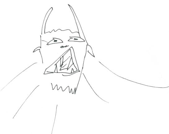 0059 pan screams head