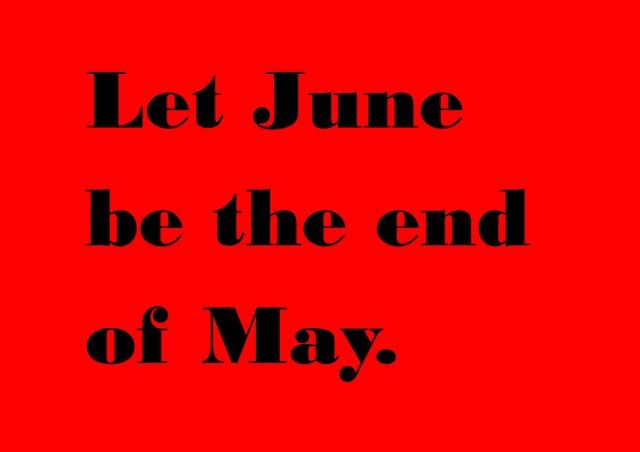 end may
