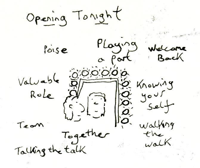 opening tonight