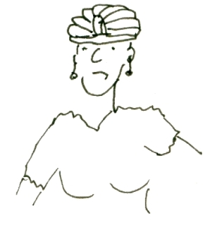 013 headscarf lady
