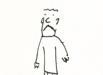 057 grumpy man