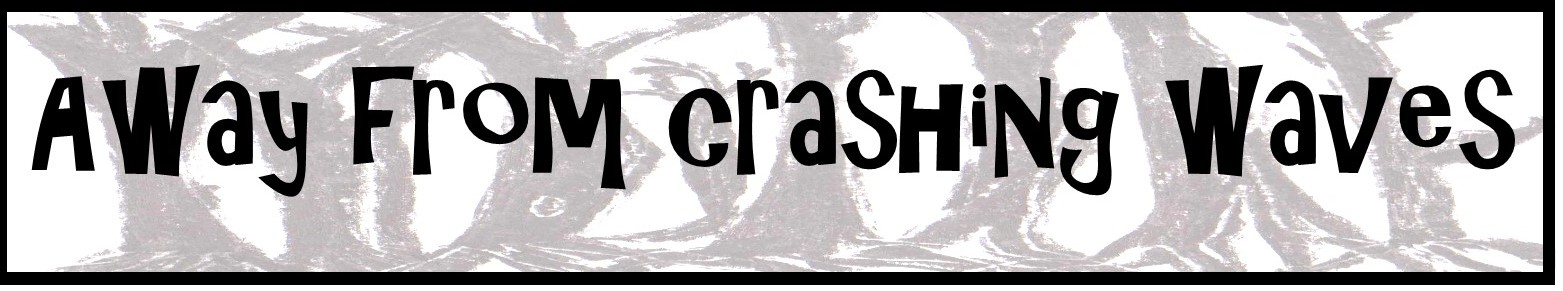 away from crashing waves header