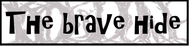 the brave hide header