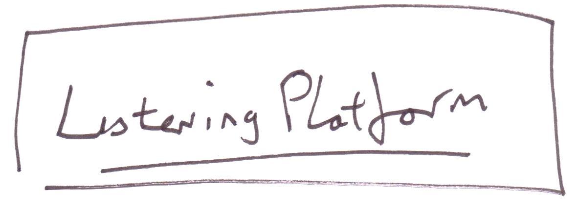 platform title