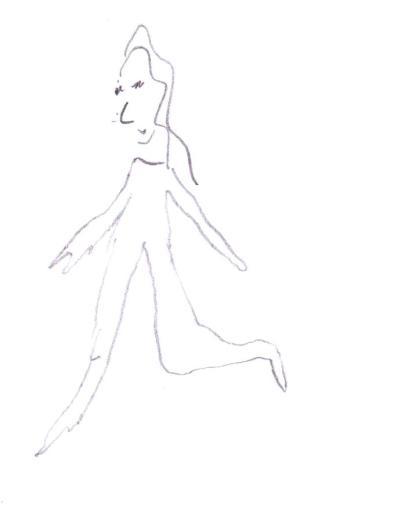 random dancer