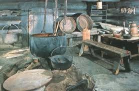 bowls barrels and cauldrons