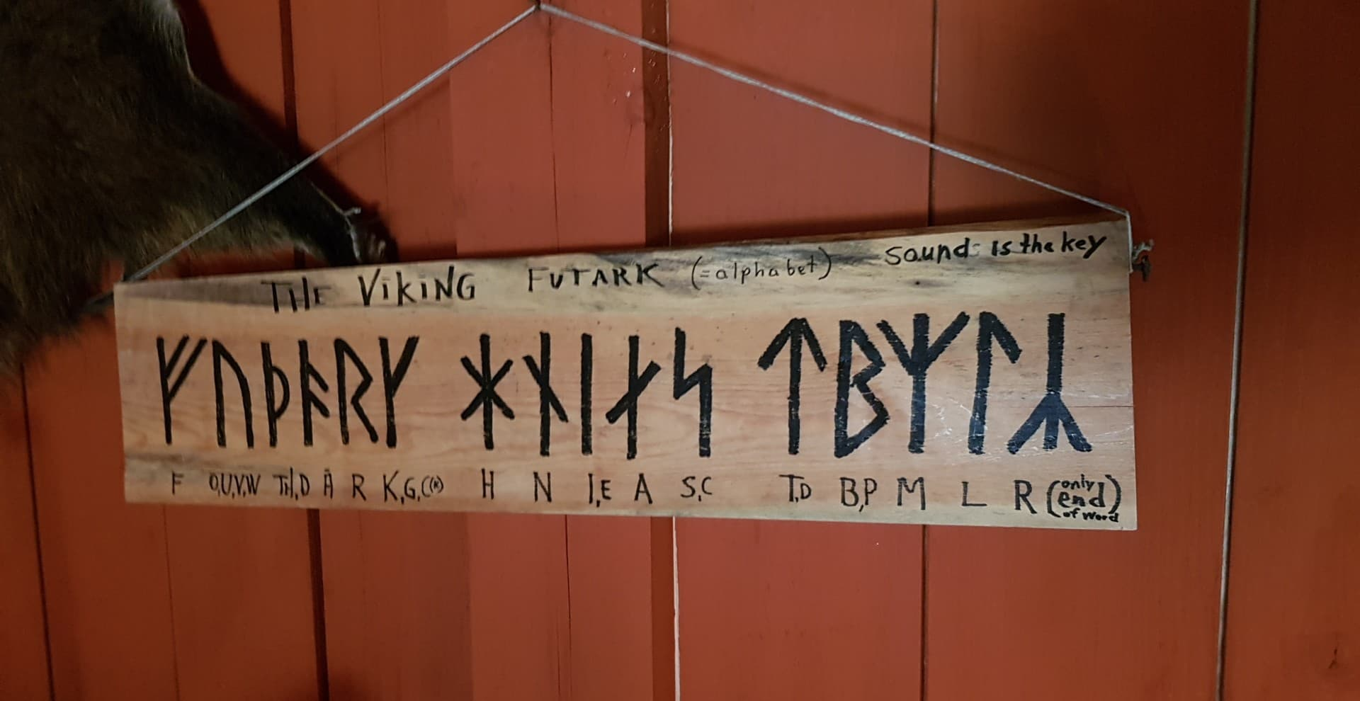 rune board