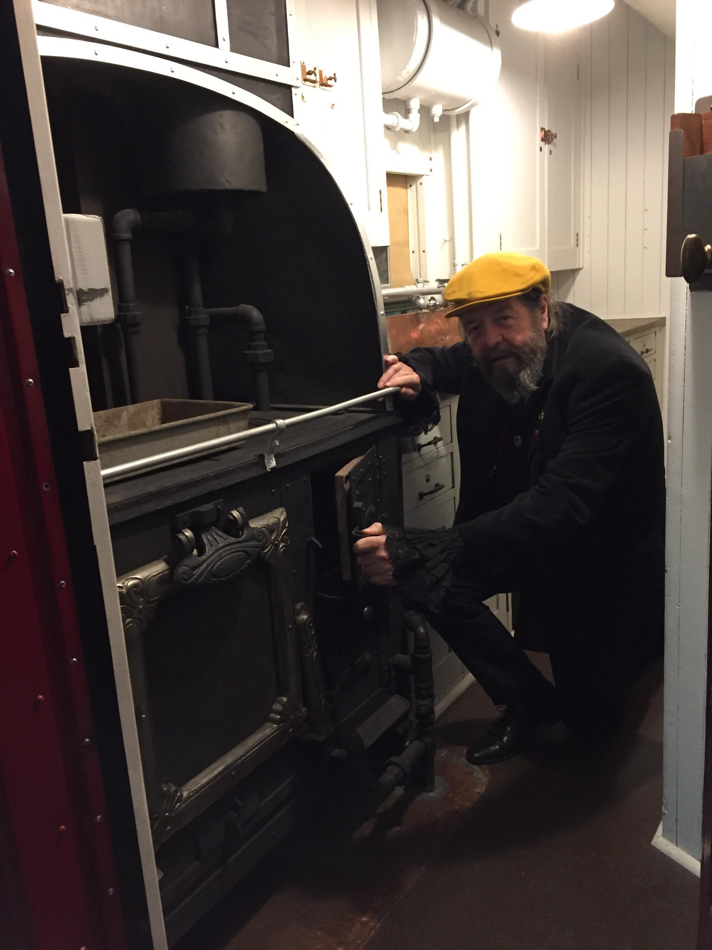 train cooker