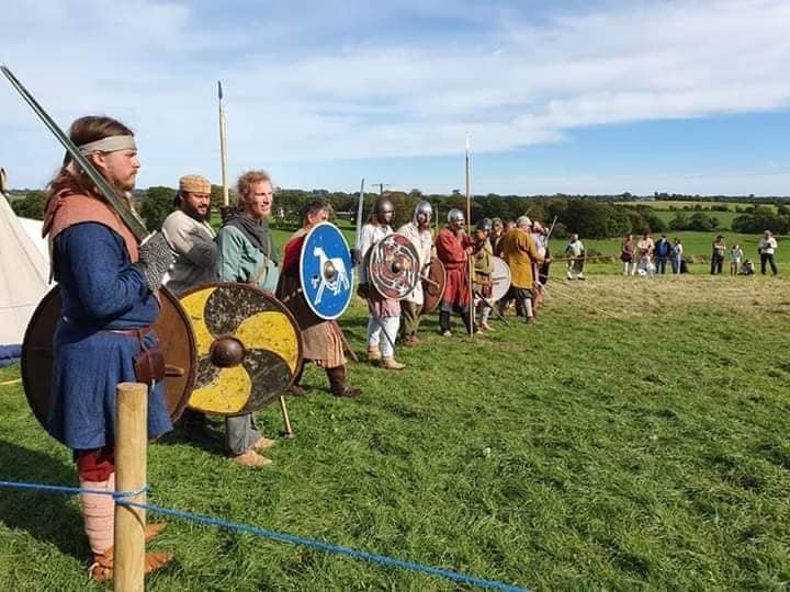 the vikings uk inspection