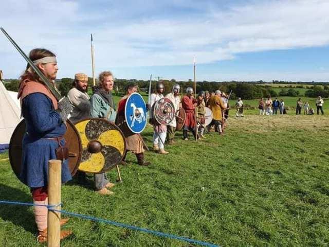 the vikings uk inspection