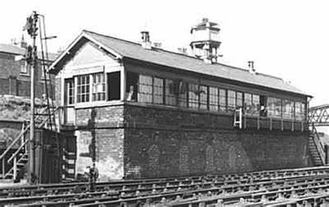 a signal box from york