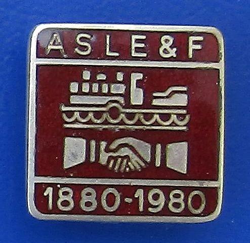 aslef badge 2