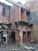 bombed hull