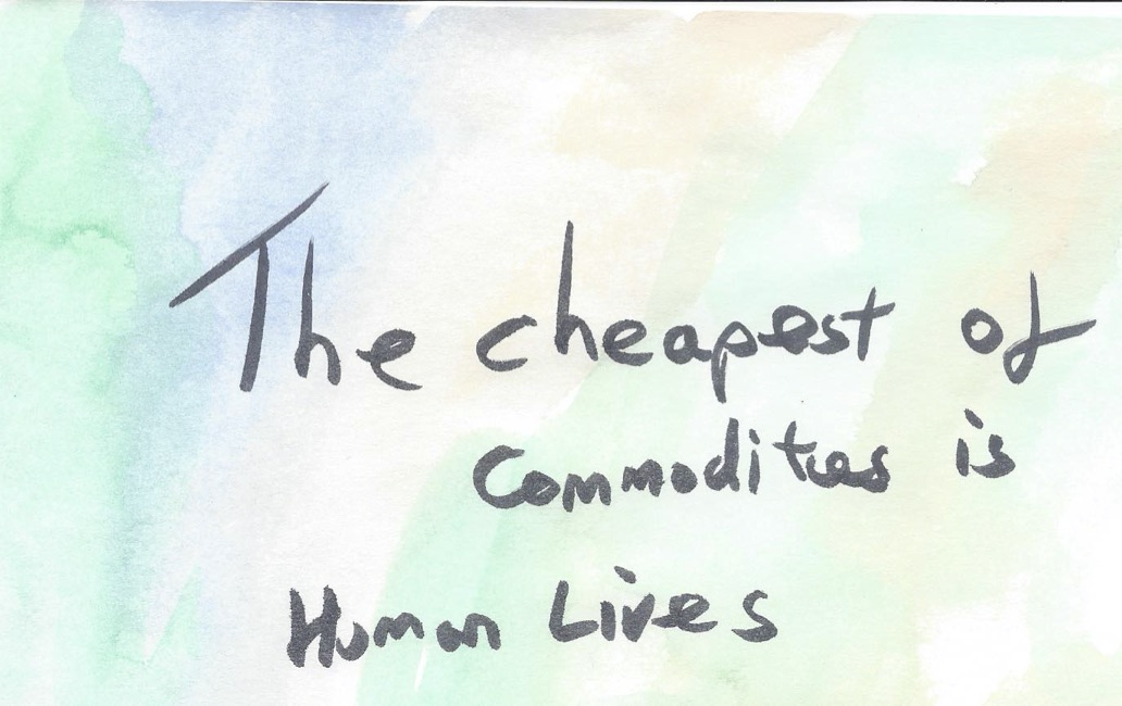 Cheapest of Commodities