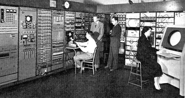 Early-Centralized-Computer