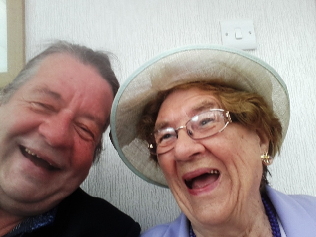 mum and me laughter