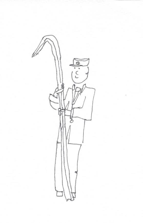 Pricker Rod
