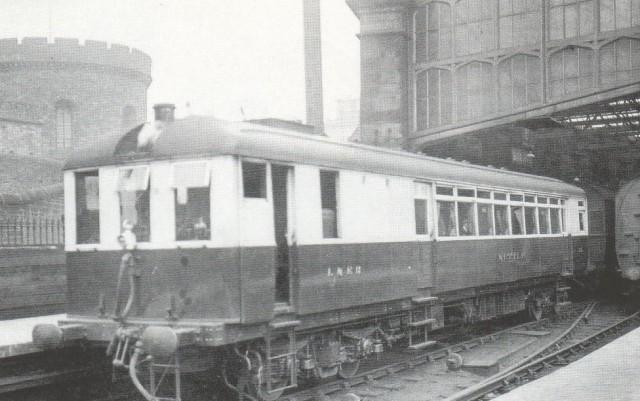 sentinel rail car